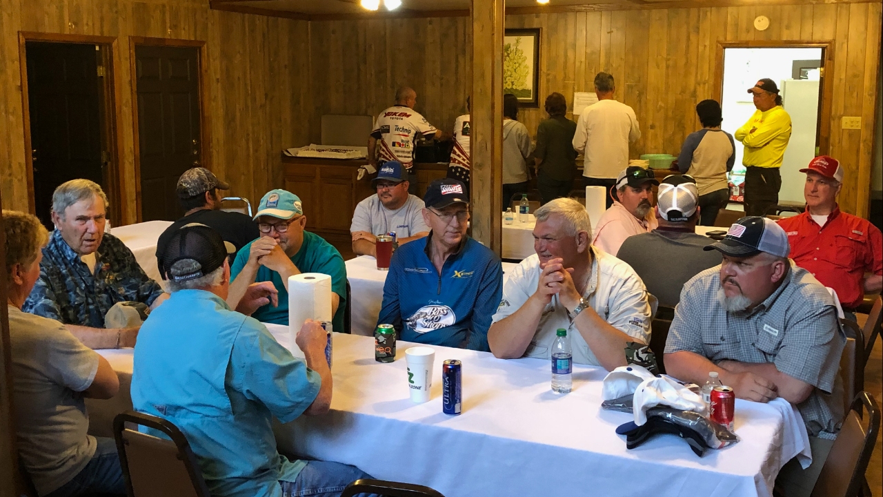 9th Annual Toledo Bend Bass Tournament